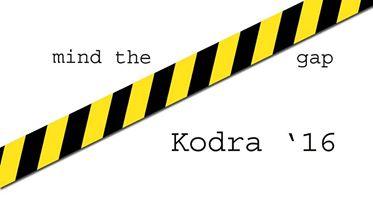 Mind the Gap 2016 Kodra