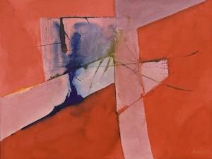 """Έργο του A. R. Ammons, """"Untitled"""", 1979."""
