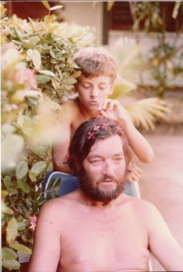 cortazar and a boy