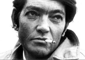 cortazar with cigarette