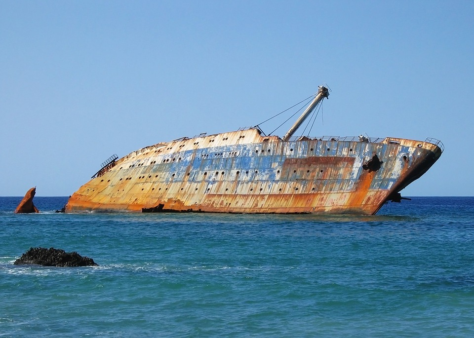 canary-islands-Shipwreck