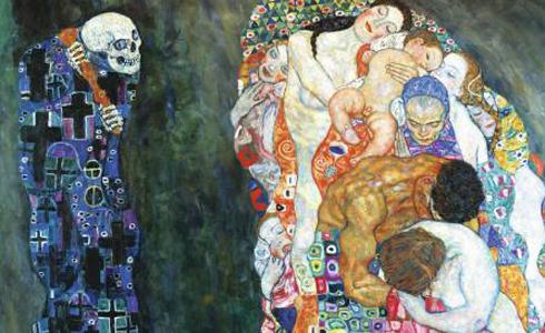 Gustav Klimt_Θάνατος και Ζωή_1910_klimt[9329]